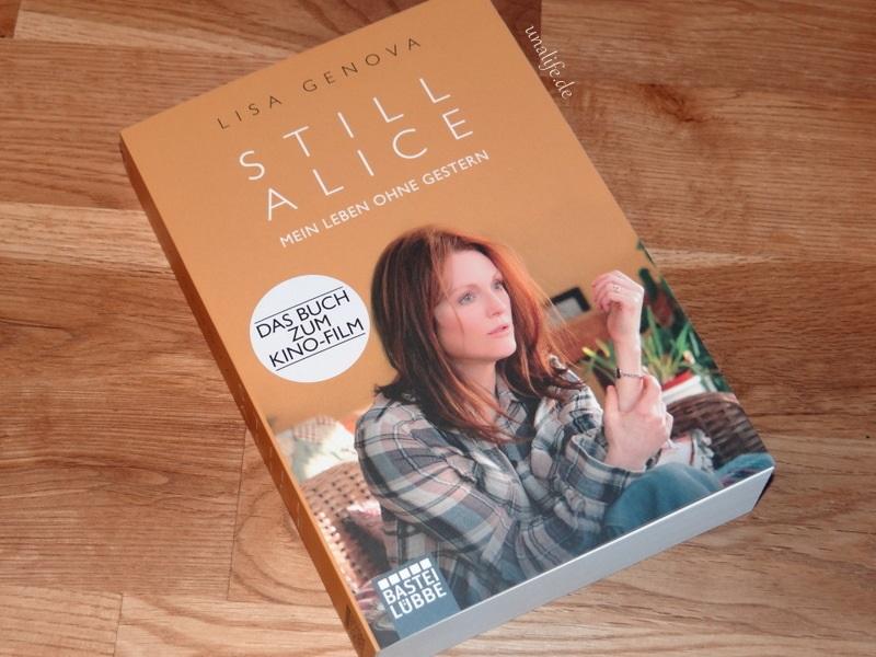 Das Buch zum Film Stil ALice