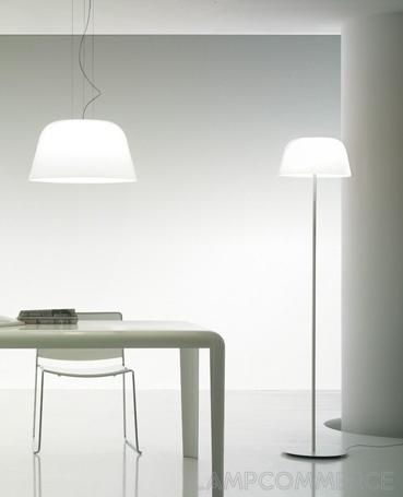 richtige lampe f r kleine r ume unalife. Black Bedroom Furniture Sets. Home Design Ideas