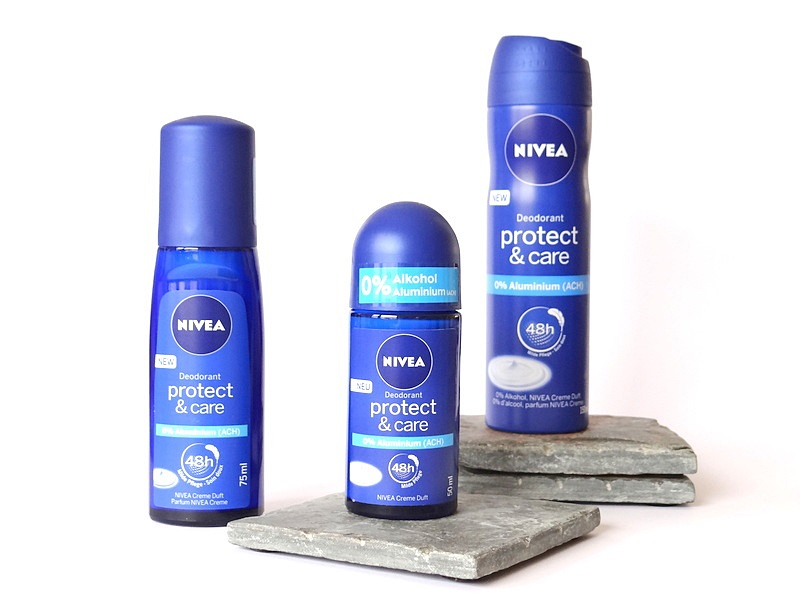 nivea protect care deo ohne aluminium unalife. Black Bedroom Furniture Sets. Home Design Ideas