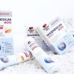 Stress, Panik & Magnesium Citrat von Doppelherz