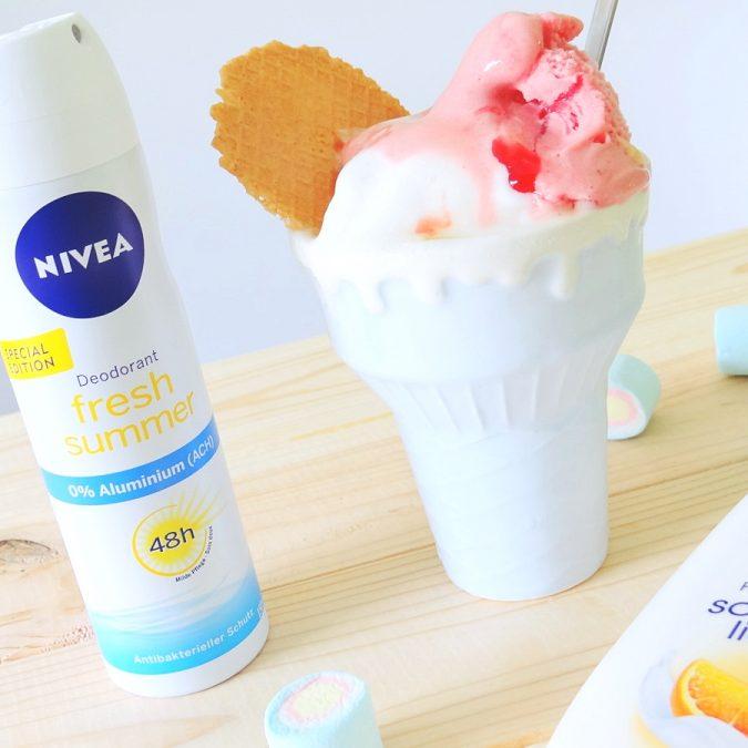 Nivea Sommer Produkte