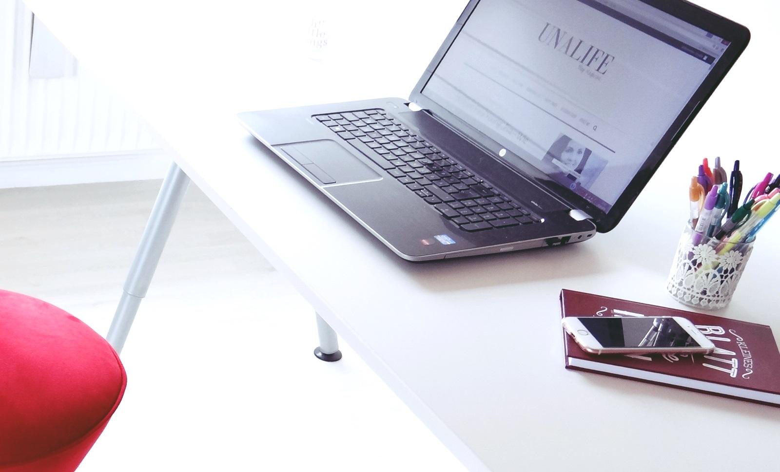 Büro Blogger