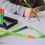 Neue Stifte für Malbegeisterte Kinder !