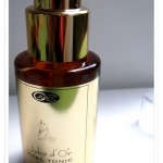 Juka d´Or Vital Tonic, das vitalisierende Gesichtswasser