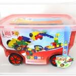 Clics Bausteine fördern Kreativität der Kinder