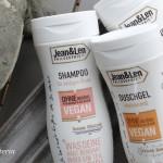Jean & Len Produkte für Kosmetik und Haushalt, alles vegan und ohne Gedöns