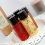 Produkte von Prija, vitalisierend mit Ginseng