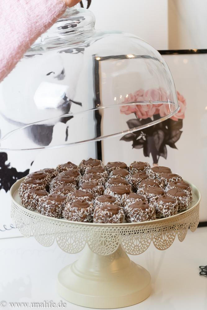 Schoko Nester mit Nutella
