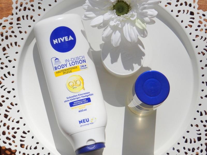 Nivea Q10 In Dusch Body Lotion
