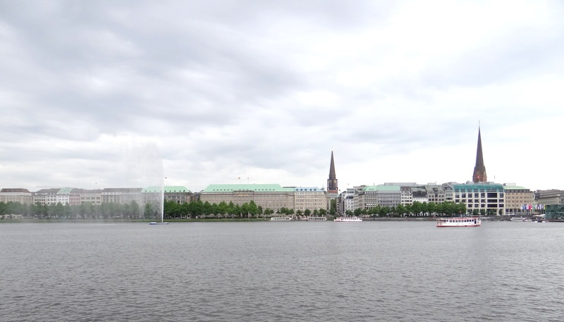 Hamburg Alster Binnenalster (2)