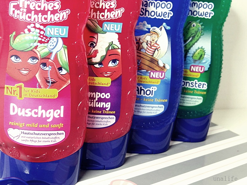 bübchen shampoo duschgel junge mädchen