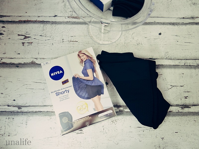 Nivea Shorty im Test