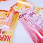 Erdbeer * Orange * Mango – Blistex Happy Lips