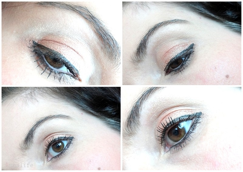 Eyeliner Loreal, Mascara False Lash Schmetterling Tragebilder