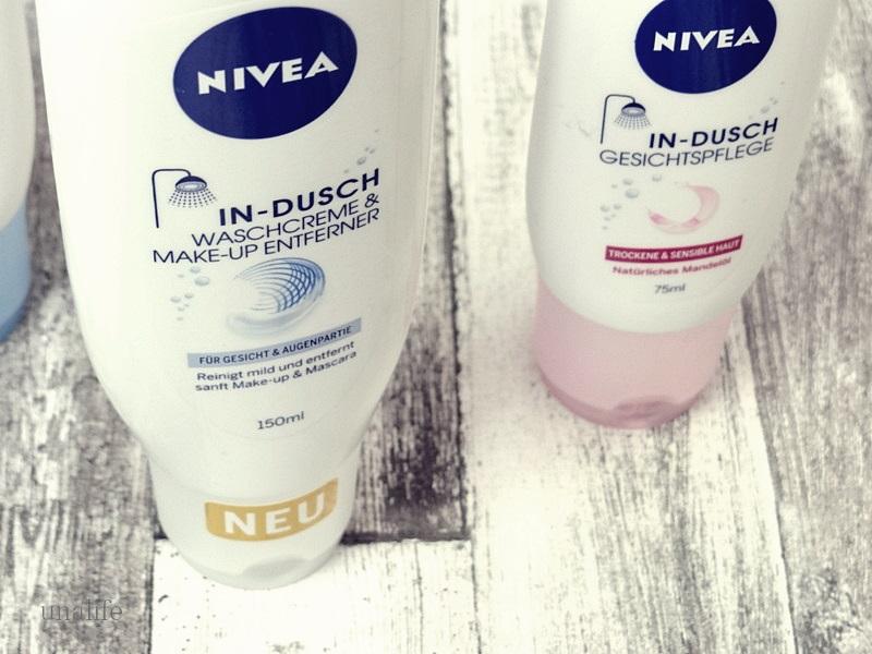 Nivea In Dusch Gesichtspflege im Test (2)