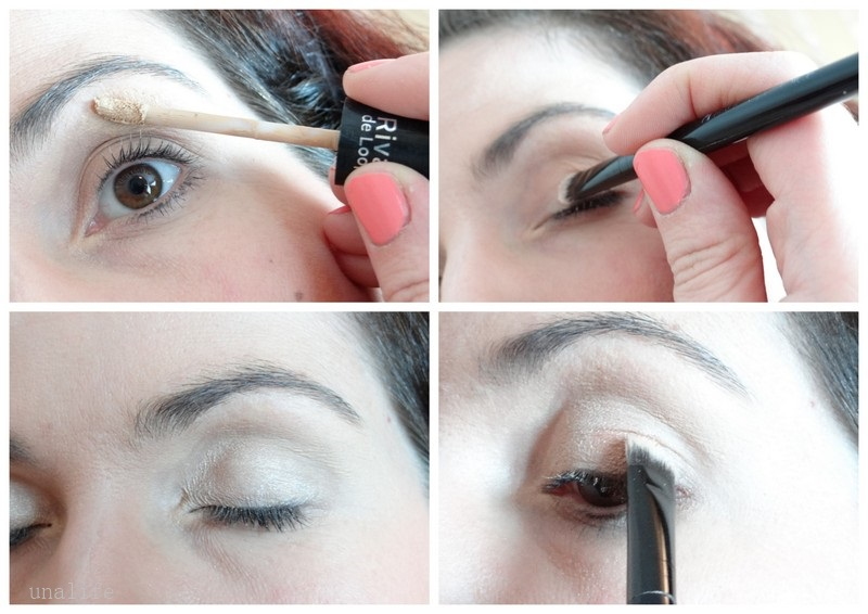 Schmink Tipps Eyeshadow Base