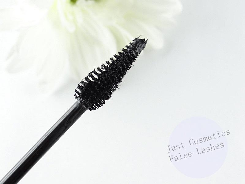 just cosmetics mascara false lashes