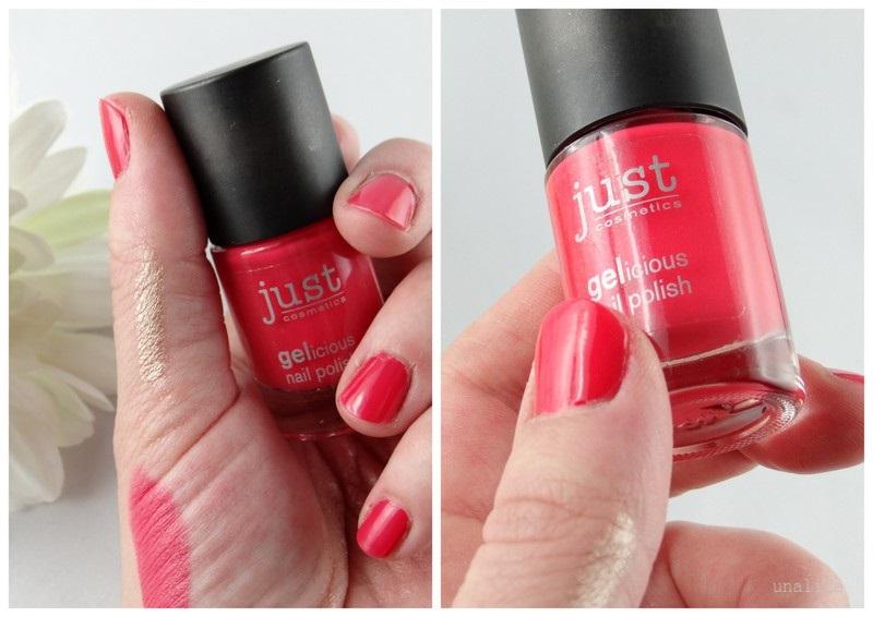 just cosmetics nagellack test