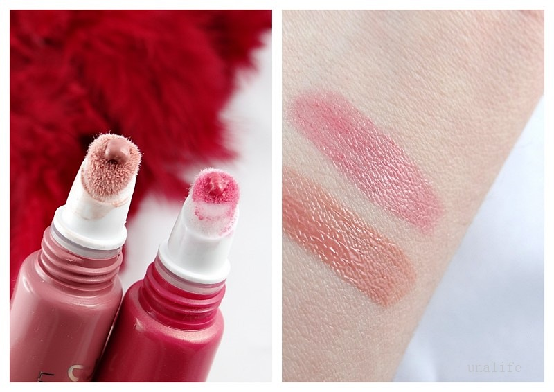 Beautifying Lip  Smoother Swatches