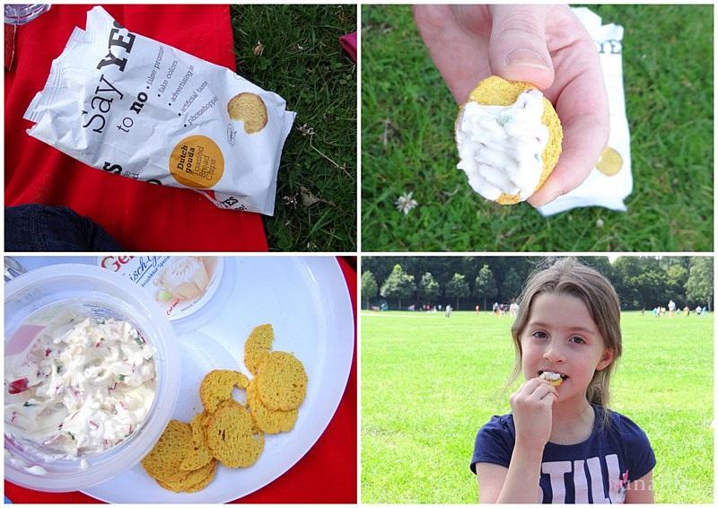 Say Yes to No Van der Maulen Chips zum dipen
