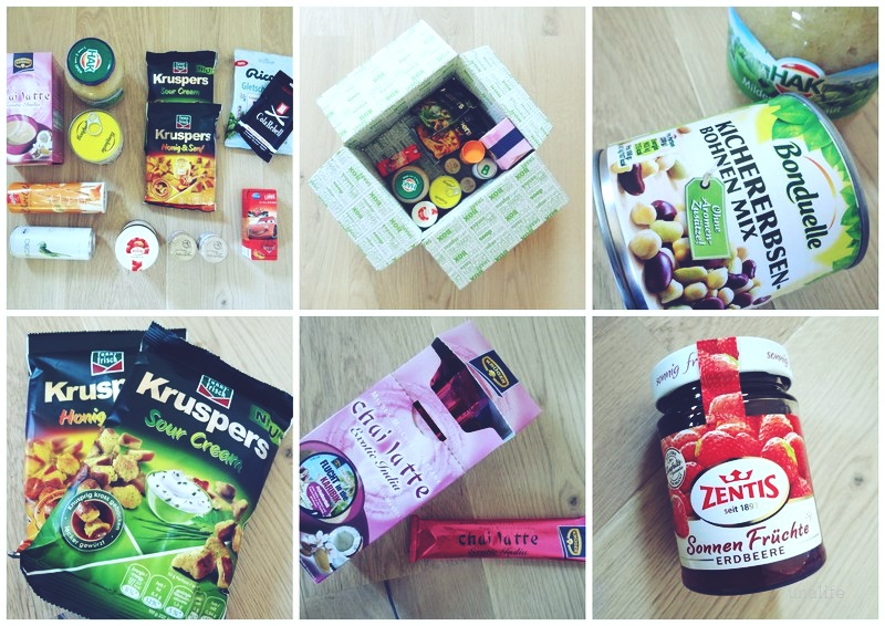 Degustabox September Inhalt