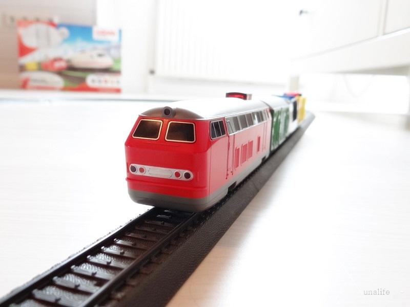 Modelleisenbahn für Kinder