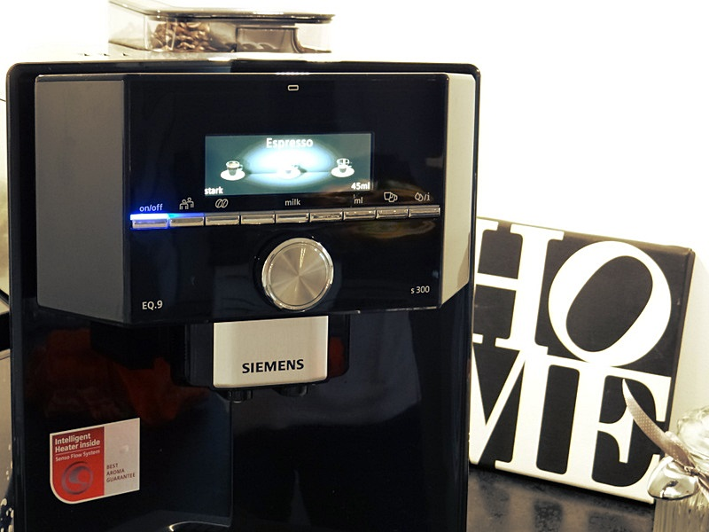Siemens Kaffeevollautomat (2)