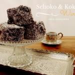 Schoko & Kokos Würfel