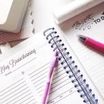 Blogplanung – Organisation ist alles!
