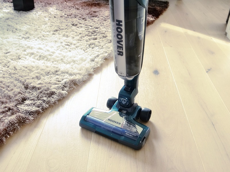 Review Hoover ATHEN EVO