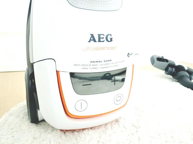 Ultra leise AEG Ultrasilencer Erfahrungen