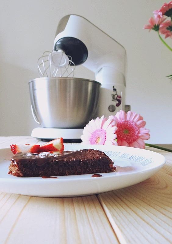 schokoladige Brownies