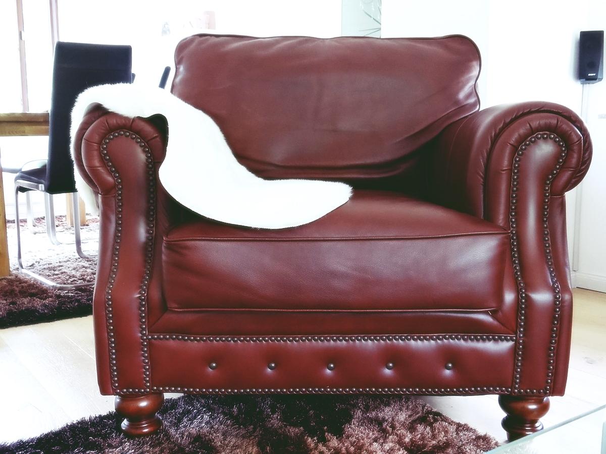 Vorteile Leder Möbel
