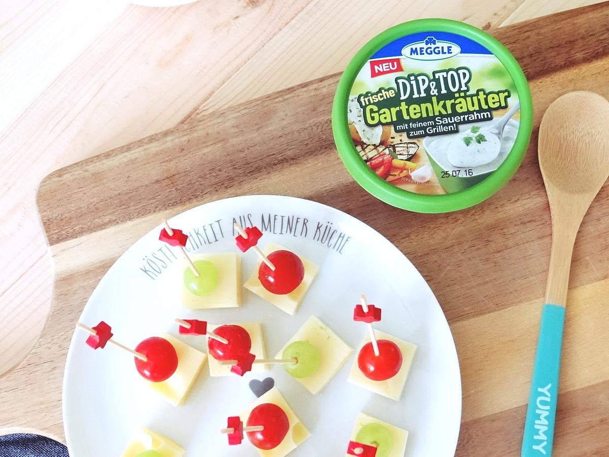 Dip&Top Ggartenkräuter Meggle