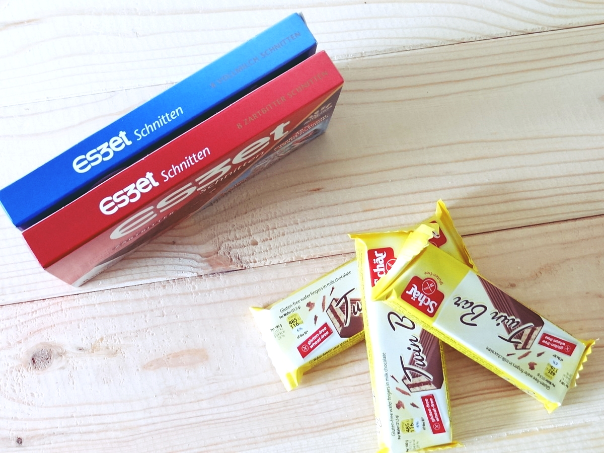 Eszet  Schokolade
