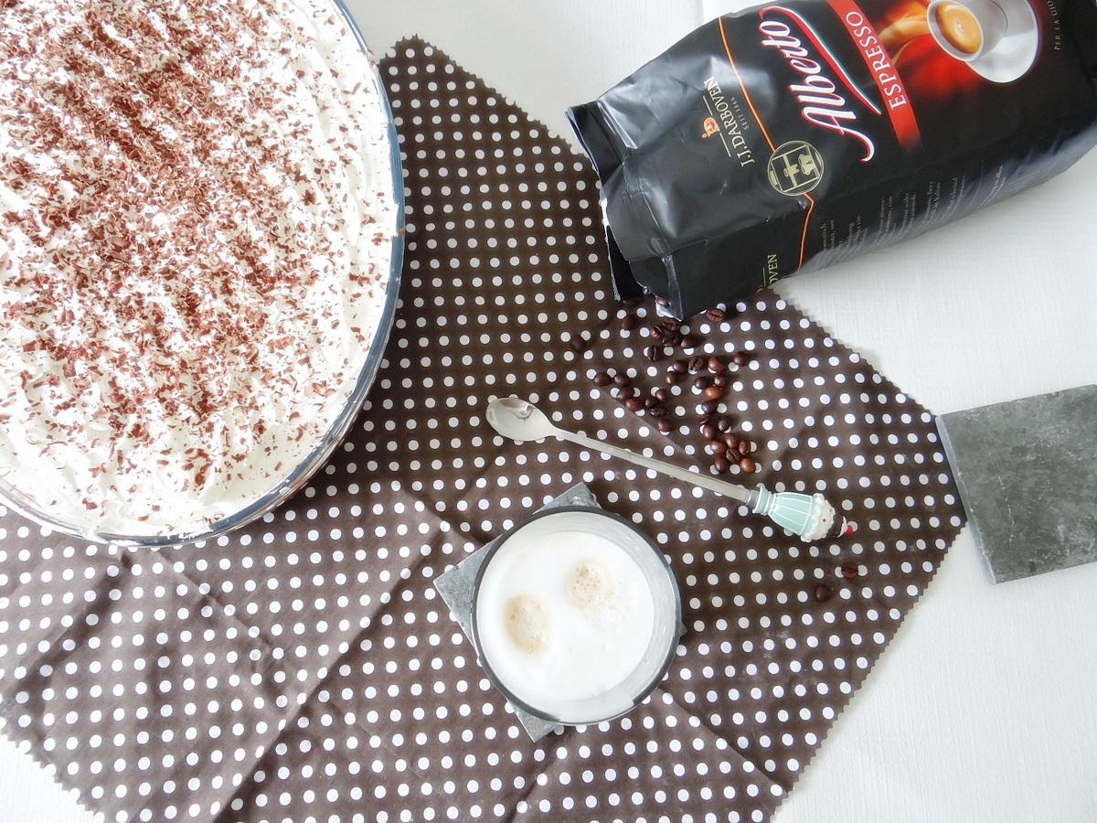 ALBERTO Espresso Kaffee