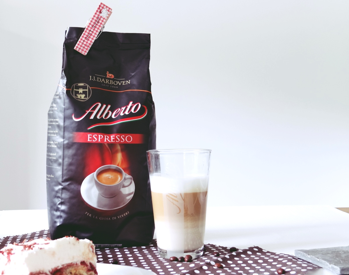 Kaffee Espresso ALBERTO