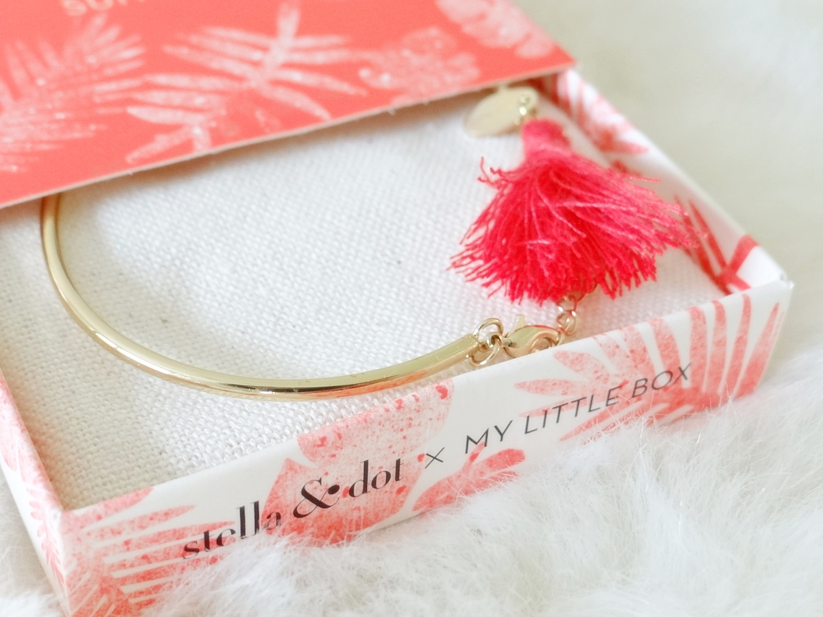 Stella & Dot Armband My Little Box
