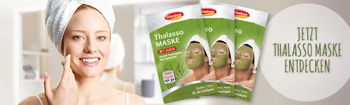 Thalasso Gesichtsmaske Schaebens