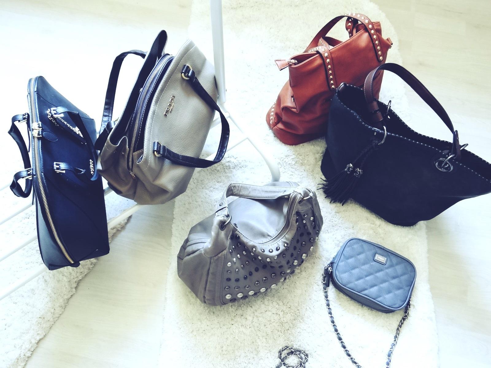 5 Taschen die Frau haben muss