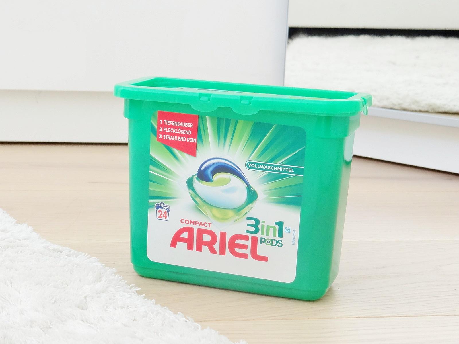 Ariel 3in1 Pods