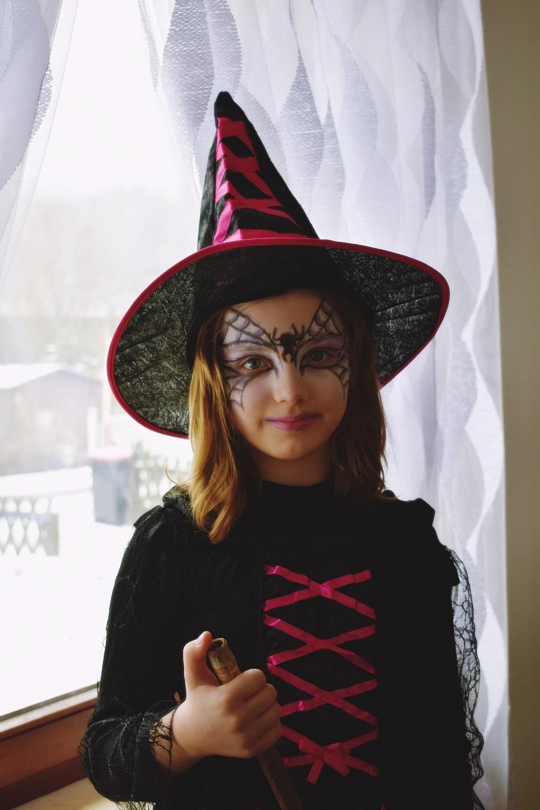 Fasching Kostum Kinder Hexe Unalife