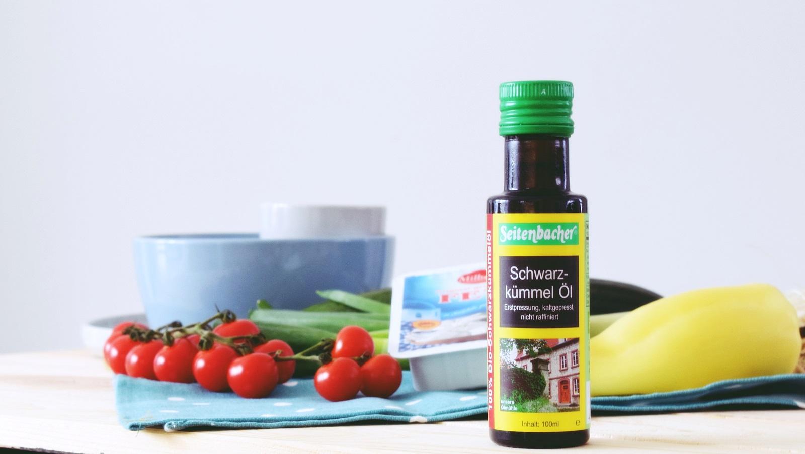 Seitenbacher Schwarzkümmel Öl Rezept