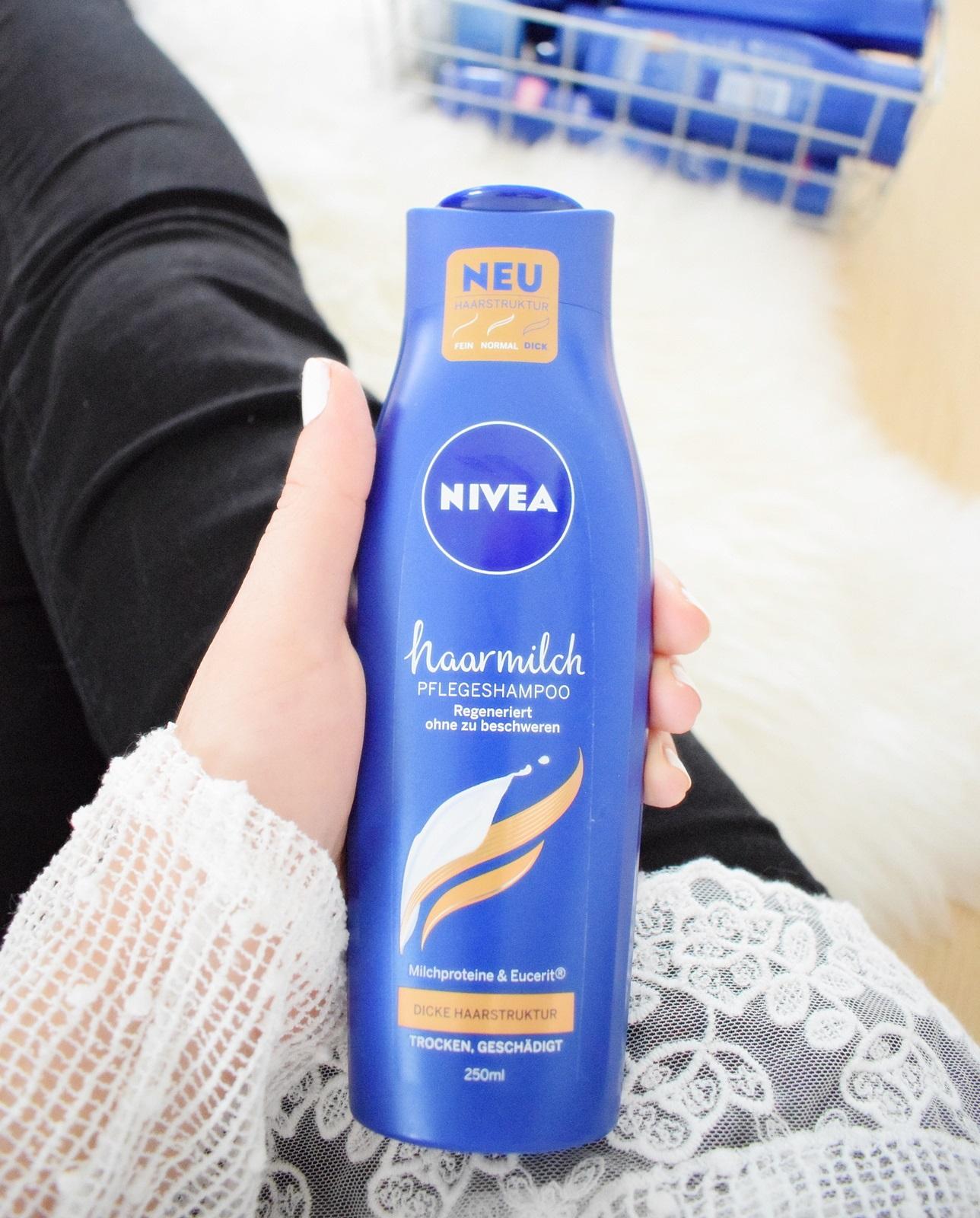 Nivea Haarmilch Shampoo