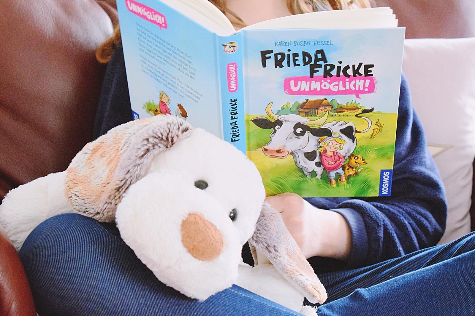 Kinderbuch Frieda Fricke-unmöglich
