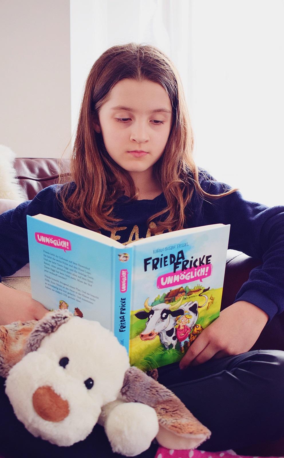 Kindern Bücher näher bringen