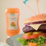 Streetfood feat. BIO! Bunter Burger mit Byodo #SayYes