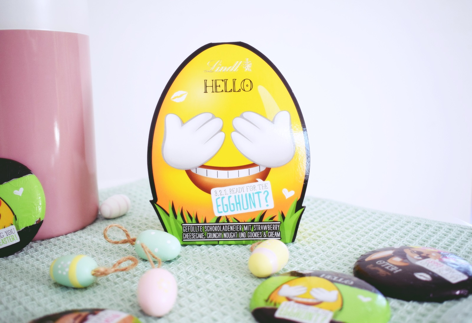 Lindt HELLO Osterm