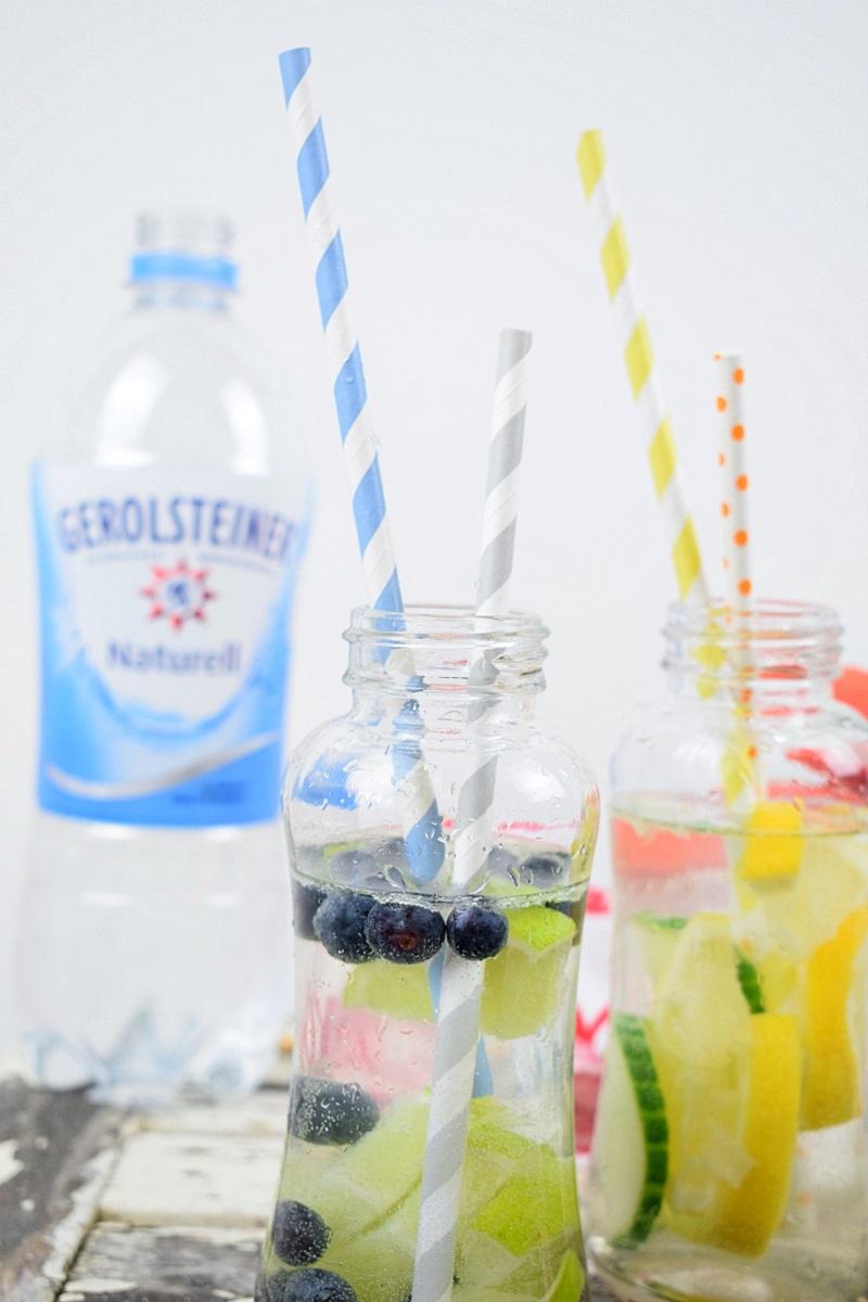 Tipps um mehr Wasser zu trinken