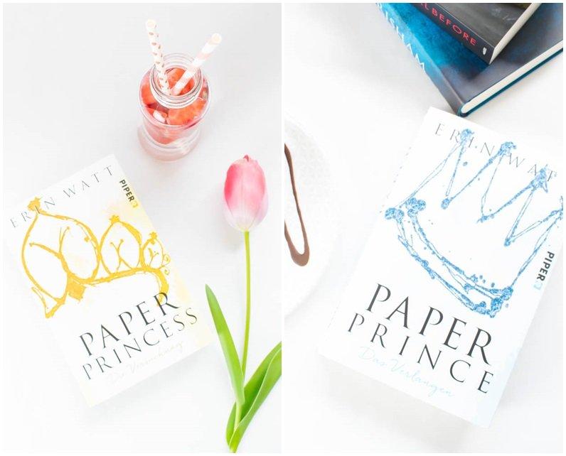 Bücher des Monats - Paper Princess - Paper Prince